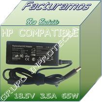 Cargador Compatible Hp G4 2205la G4 2000 18.5v 3.5a 65w Dmm