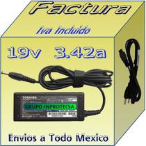 Cargador Original Toshiba L455-sp2925r 19v 3.4a Bfn