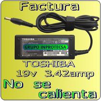 Cargador Original Toshiba L845l845-sp4270cm Pa3917u-1aca