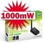 Tarjeta De Red Inalambrica Wifi Usb 1000mw Tl-wn7200nd