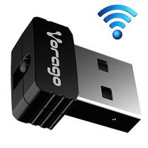 Antena Adaptador Vorago Nw-103 Usb Wifi Nano Mac Os