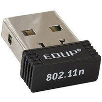 Adaptador Nano / Antena Wifi Usb 2.0 Para Redes Inalambricas