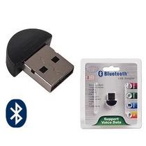 Adaptador Mini Bluetooth Usb Dongle Laptop Celular Arduino