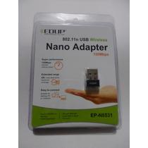 Dongle Wifi Nano Usb 802.11 B/g/n Hasta 150mbps Raspberry Pi