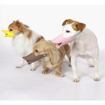 Bozal Para Perro Cara De Pato Tres Tallas Envio Gratis