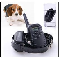 Collar Adiestramiento Canino Vibracion + Shock + Tono + Luz