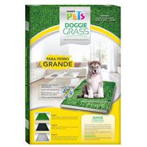 Tapete Toilet Doggie Grass Grande Oferta
