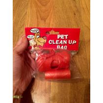 Llavero De Bolsas Para Heces De Mascota Pet Clean Up Bag!!
