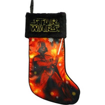 Bota Navideña Darth Vader Star Wars Nueva Disney