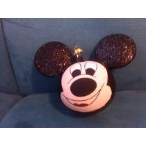Esferas Navideñas De Mickey Y Mimi Mouse