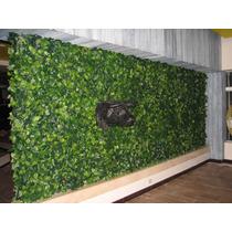 Malla Hiedra Artificial Original P/ Interior,exterior $ X M2