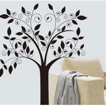 Stiker Vinil Decorativo Arbol