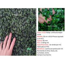Muros Verdes Artificial Decorativo Recubrimientos Maa
