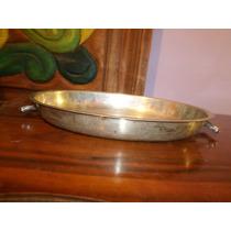 Charola Para Servico Baño De Plata Mide 29x19.5x3cm