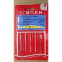 Agujas Para Maquina De Coser Singer No.14 150 Tarjetas