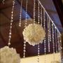 Diamantes Colgantes Guirnaldas (paquete Incluye 10 Metros)