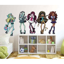 Vinilos Decorativos Infantiles, A Todo Color De Moster High