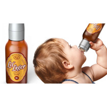 Biberón Bebé En Forma De Botella De Cerveza Original Fred