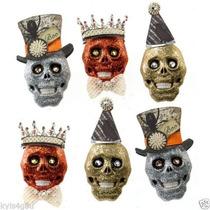 Adornos (stickers) De Halloween Para Manualidades