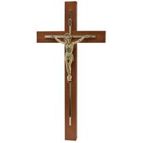 Cristo, Cruz, Crucifijo. Chapa De Oro $517.00