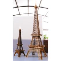 Majestuosa Torre Eiffel De 1 Metro (100 Cm)