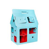 Casa Azul Diseño Amable 3d Nuevo Design