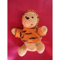 Mini Winnie Pooh Disfrazado De Tigre