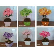 Arregl0 Floral Un Lindo Regalo Muy Elegante Mdn