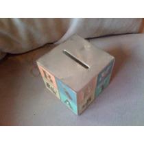 Alcancia De Cubo