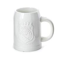 Tarro De Ceramica Cerveza De Escudo De Armas Nuevo Diseño