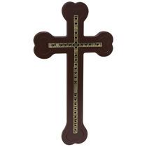 Cristo, Cruz, Crucifijo. Chapa De Oro $396.00