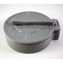 Tortillero De Ceramica Gris Diseño Prensa Tortilla O-lab