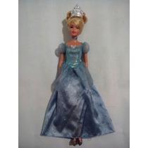 Muñeca Barbie Cenicienta