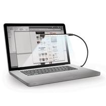 Luz Led Usb Laptop Lampara Flexible Geek Kikkerland Gagdet