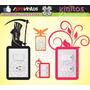 Vinilos Decorativos Para Apagadores Y/o Contactos