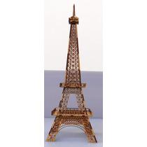 Hermosa Torre Eiffel De 60 Cm
