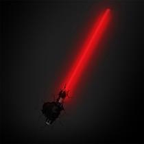 Star Wars Darth Vader Lampara 3d Preventa The Force Awakenes