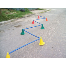 Escalera Deporte Salto Deportiva Educacion Fisica Plastico