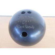 Bola Boliche Negra Peso 6 Kilos Medida 69cm #07