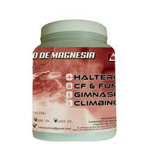 Magnesia-gym Chalk-carbonato De Magnesia Crossfit 250 Gr.