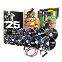 Focus T25 Alpha Beta & Gamma + Liga, Insanity, 14 Dvs Regalo