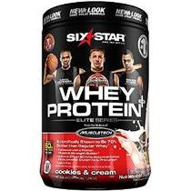 Six Star Pro Nutrition Elite Series De Proteína De Suero En