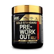 Optimum Nutrition Gold Standard Pre-entrenamiento 30 Servir