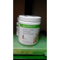 Active Fiver Herbalife De 210g Sabor Manzana