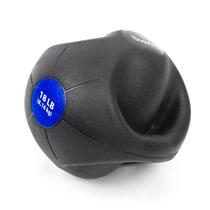 Pelota De Entrenamiento Doble Asa 18 Libras Gym Fitness