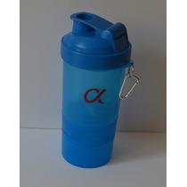 Shaker Proteina Vaso Mezclador Gym Vatidor Alpha Nutrition