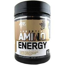 Optimum Nutrition Amino Energy Helado De Vainilla Cafe 62 Po