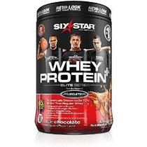 Six Star Pro Nutrition Elite Whey Protein Powder Triple Choc