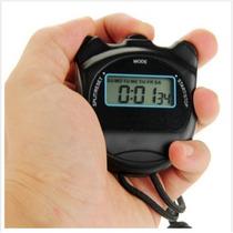 Temporizador Chronografo Digital Lcd Medidor Portátil