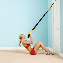 Cuerda Suspension Tipo Trx Crossfit Liga